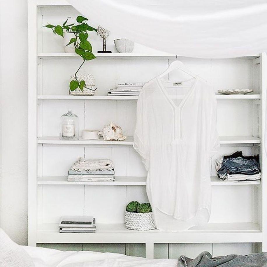 Usa el color blanco para tu ropa de hogar