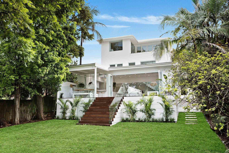 Una casa de verano de estilo Nordethnic en Australia