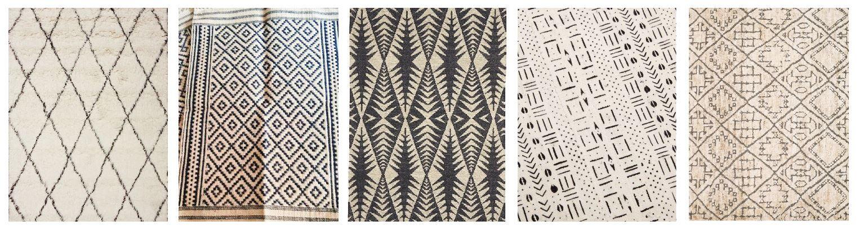 Estampados más utilizados para decorar con estilo noretnic