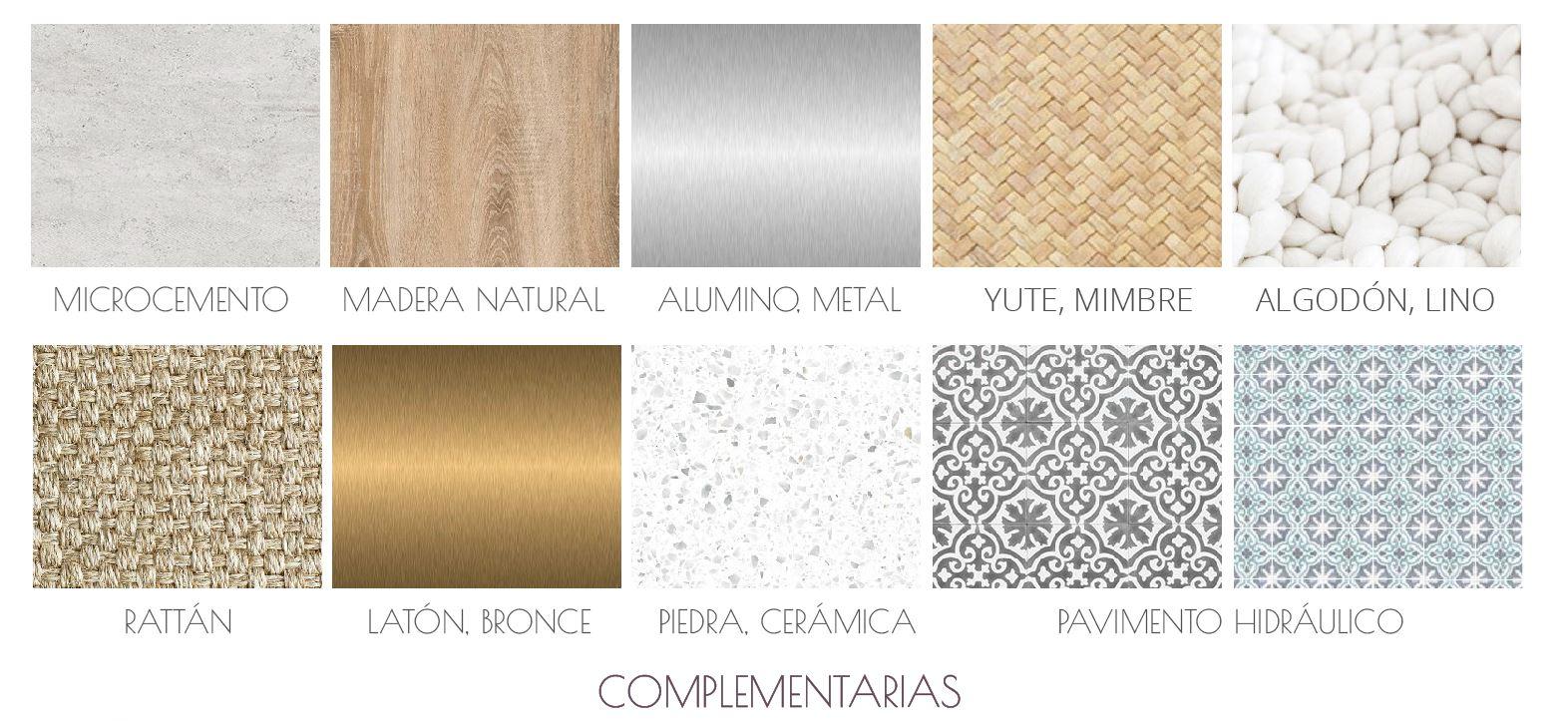 Principales texturas para decorar tu hogar con estilo noretnic