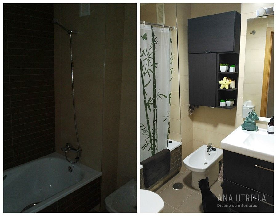 Reforma tu baño sin obras, cambia su aspecto, actualizado y gana en comodidad y confort @Utrillanais