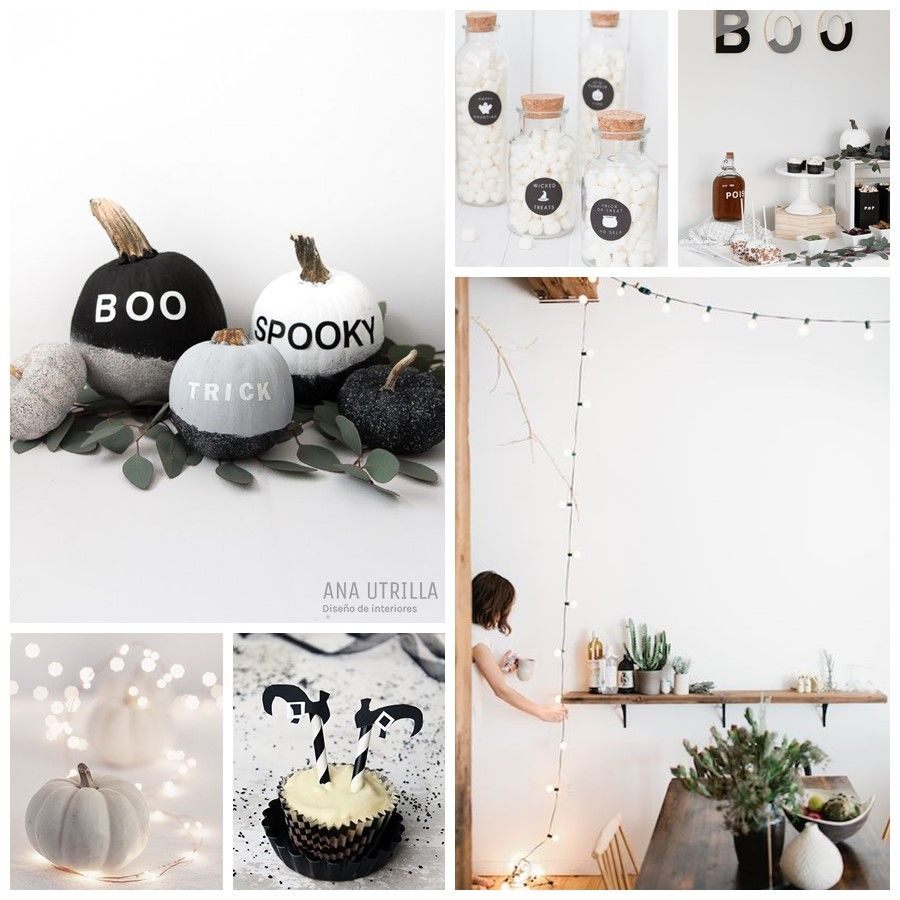 Decoración Diy para Halloween divertida y original @Utrillanais