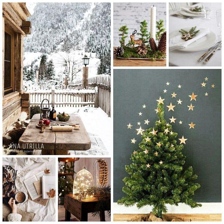Ideas, consejos, tendencias en decoración de Navidad para que incrementes y completes tu decoración de Navidad @Utrillanais