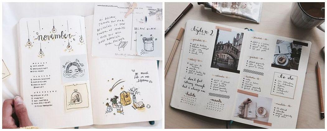 """Bullet journal"", toma papel y lápiz, anota tus necesidades, gustos y estilo antes de transforma tu casa en tu hogar @Utrillanais"