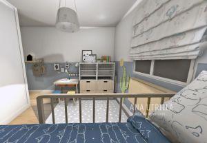 Como decorar una habitación infantil para niños y bebes ciegos @Utrillanais