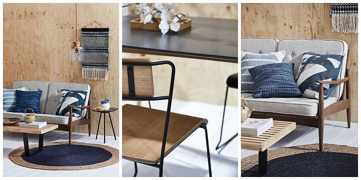 Mobiliario de estilo japandi, fusión de los estilos zen y scandi @Utrillanais
