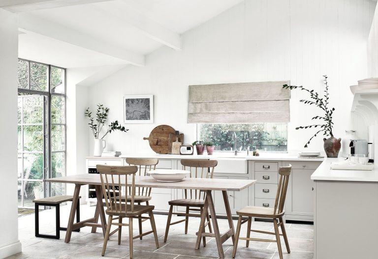 ESTILO SHAKER: SIMPLICIDAD, FUNCIONALIDAD Y ARTESANÍA, consigue calma, serenidad y equilibrio en tu hogar aplicando algunas de las características de este estilo @Utrillanais