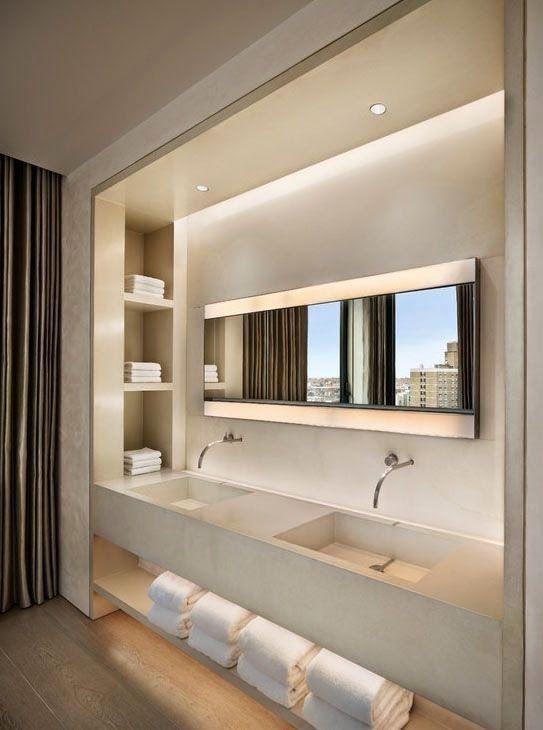 Cómo diseñar tu baño con una iluminación adecuada, algunas de mis claves imprescindibles para conseguirlo @Utrillanais