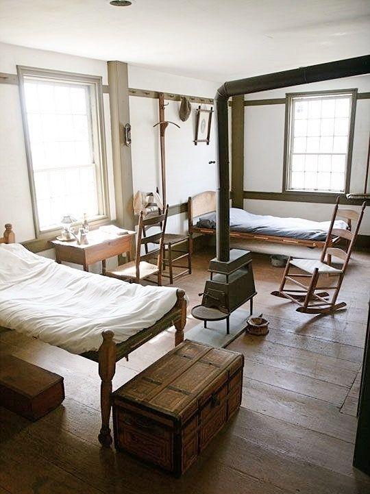 Habitación Shaker Pleasant Hill