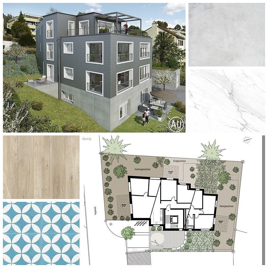 Proyecto de interiorismo residencial, un hogar a medida en Suiza por @Utrillanais
