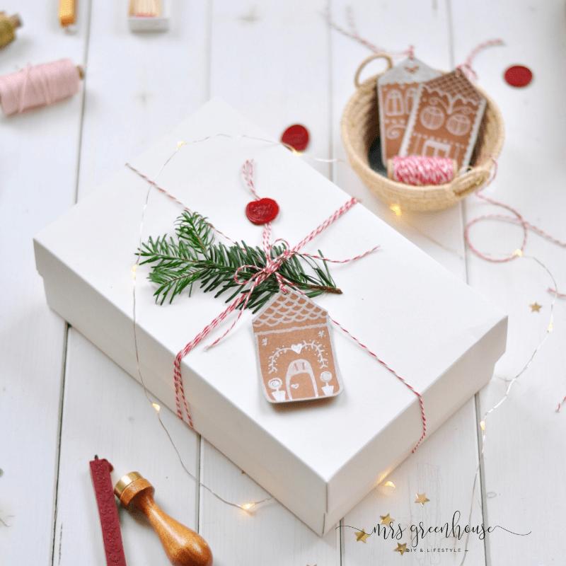 Envolver tus regalos de manera diy
