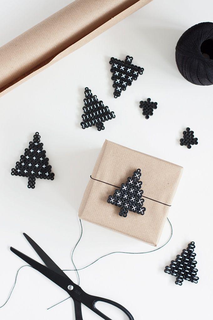 Etiquetas personalizadas diy para tus regalos de navidad @Utrillanais