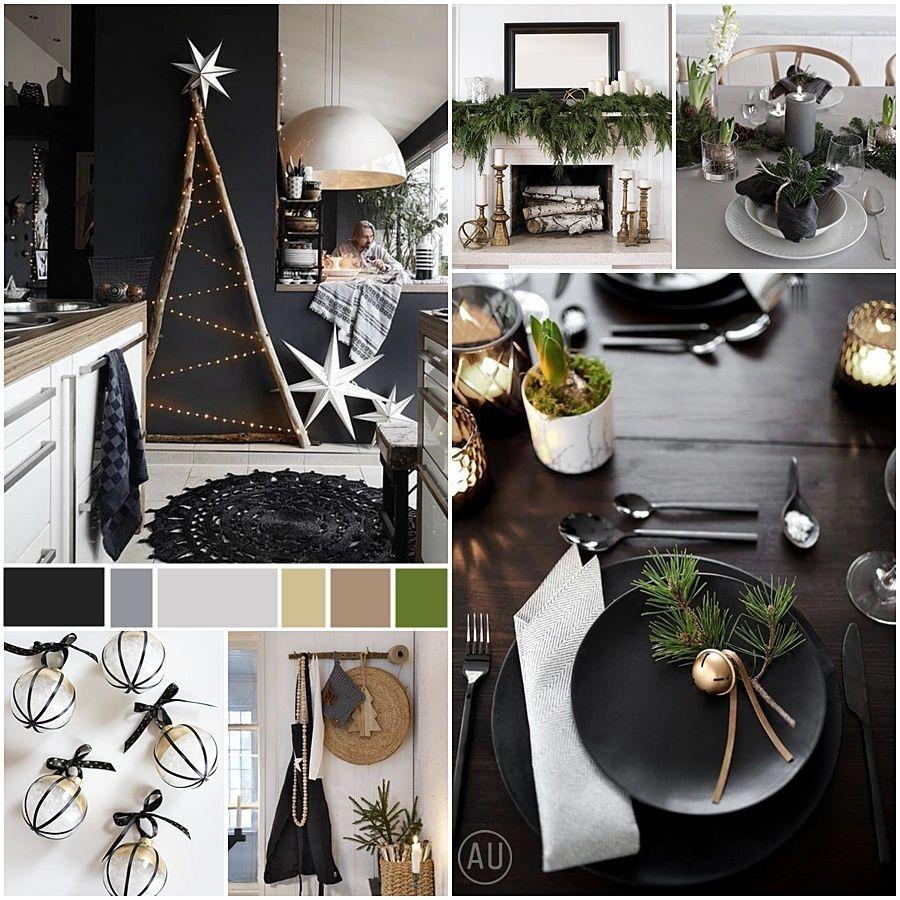 3 Combinaciones de colores para decorar con la Navidad que nunca fallan @Utrillanais