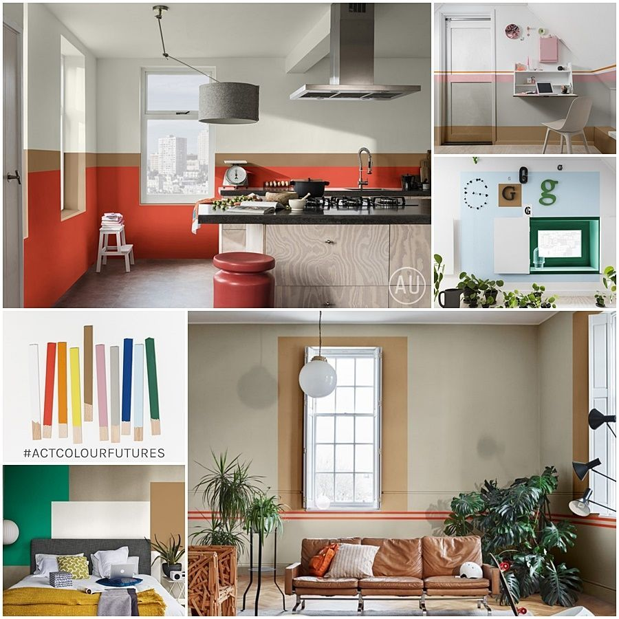 Colores en tendencia 2019 para interiorismo de AkzoNobel, Bruguer @Utrillanais