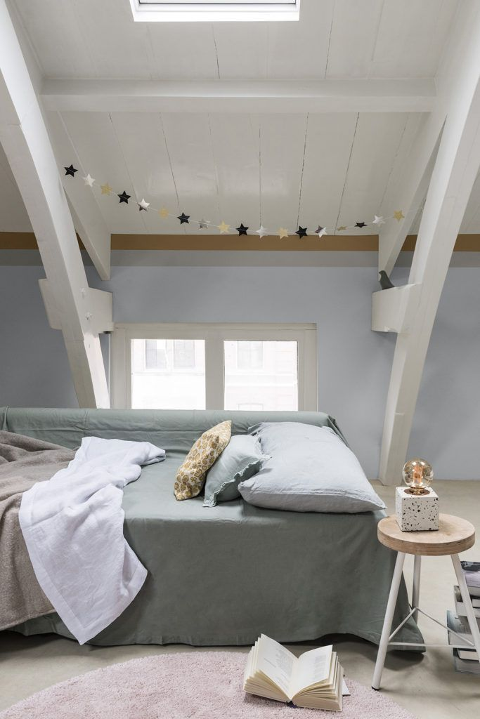 Color para el dormitorio a través de paleta de colores para soñar escogida por Color FUture para 2019 @Utirllanais