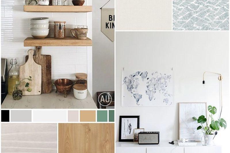 Proyecto de interiorismo integral para un hogar de estilo Kinfolk en Ciudad Real @Utrillanais