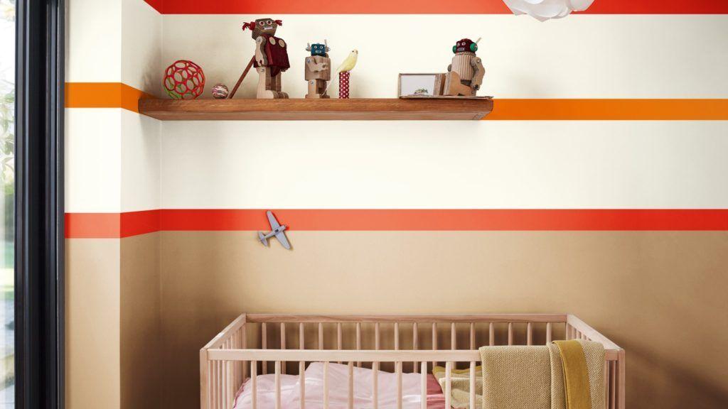 Habitación infantil decorada con tonos en tendencia 2019 escogidos por COlor Future para interiorismo @Utrillanais