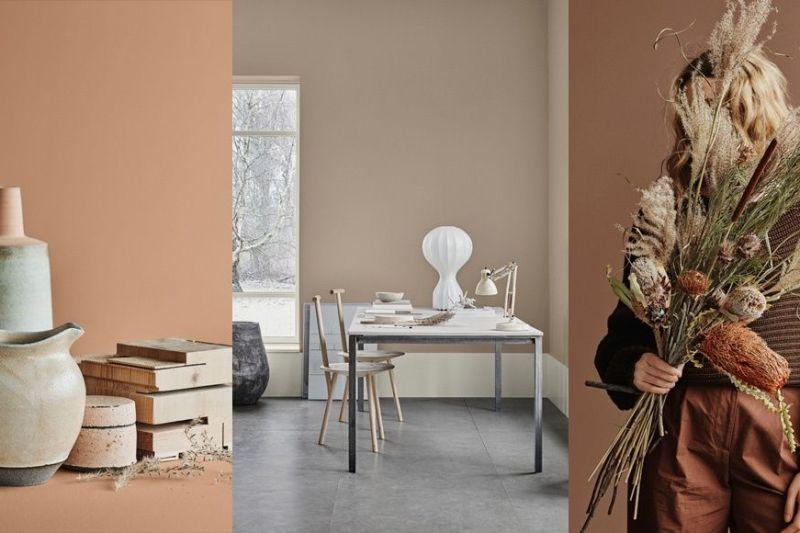 Tendencias en decoración de interiores, paleta de colores escogidas para 2019 por Jotun @Utrillanais