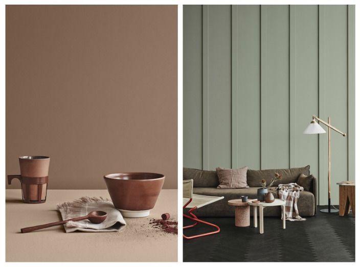 Decorar con tonos en tendencia en decoración de interiores 2019 escogidos por Jotun, @Utrillanais