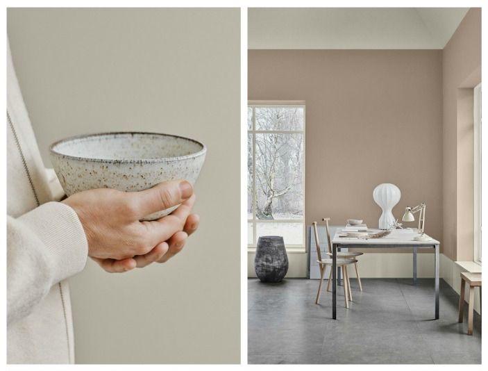 Tonos de colores en tendencia para decoración de interiores escogidos por Jotun, paleta en calma @Utrillanais