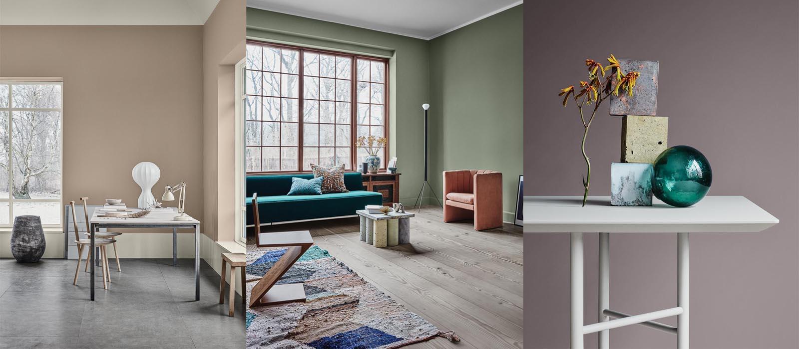 Tendencias en decoración de interiores por Jotun @Utrillanais