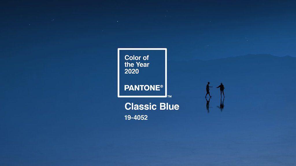 Azul clásico, color pantone 2020 (Es el nuevo negro y blanco según Pantone), para introducir en el interior de tu hogar a través de 7 maneras diferentes @utrillanais