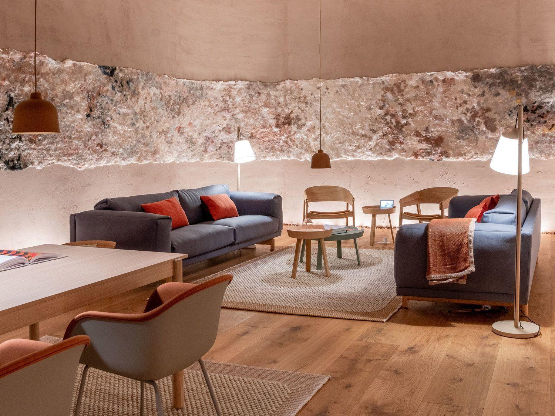 Espacio para el Bienestar de Google presentado en la Milano Design Week 2019, tendencias en diseño e interiorismo 2020 @Utrillanais