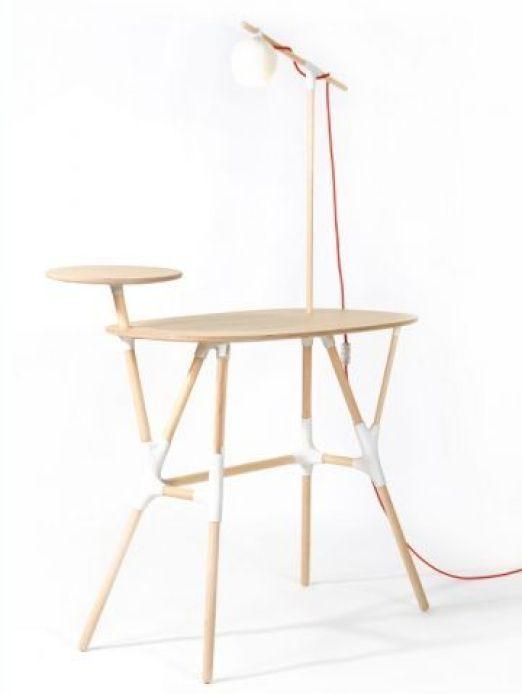 Mobiliario ensamblable diseño de DesignLibero, estilo de vida nómada @Utrillanais