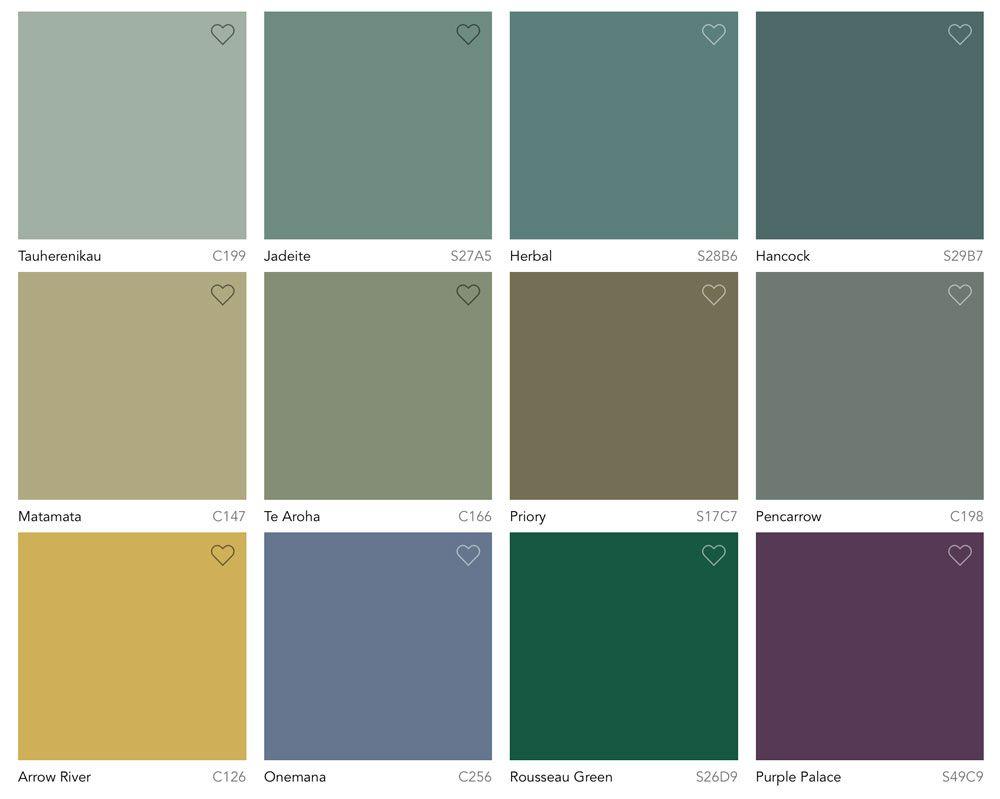 Paleta de colores naturales en tendencia 2020, paleta propuesta por dulux-bruguer. 5 combinaciones de colores para incluir en la decoración de tu hogar #anautrillainteriorismo @utrillanais