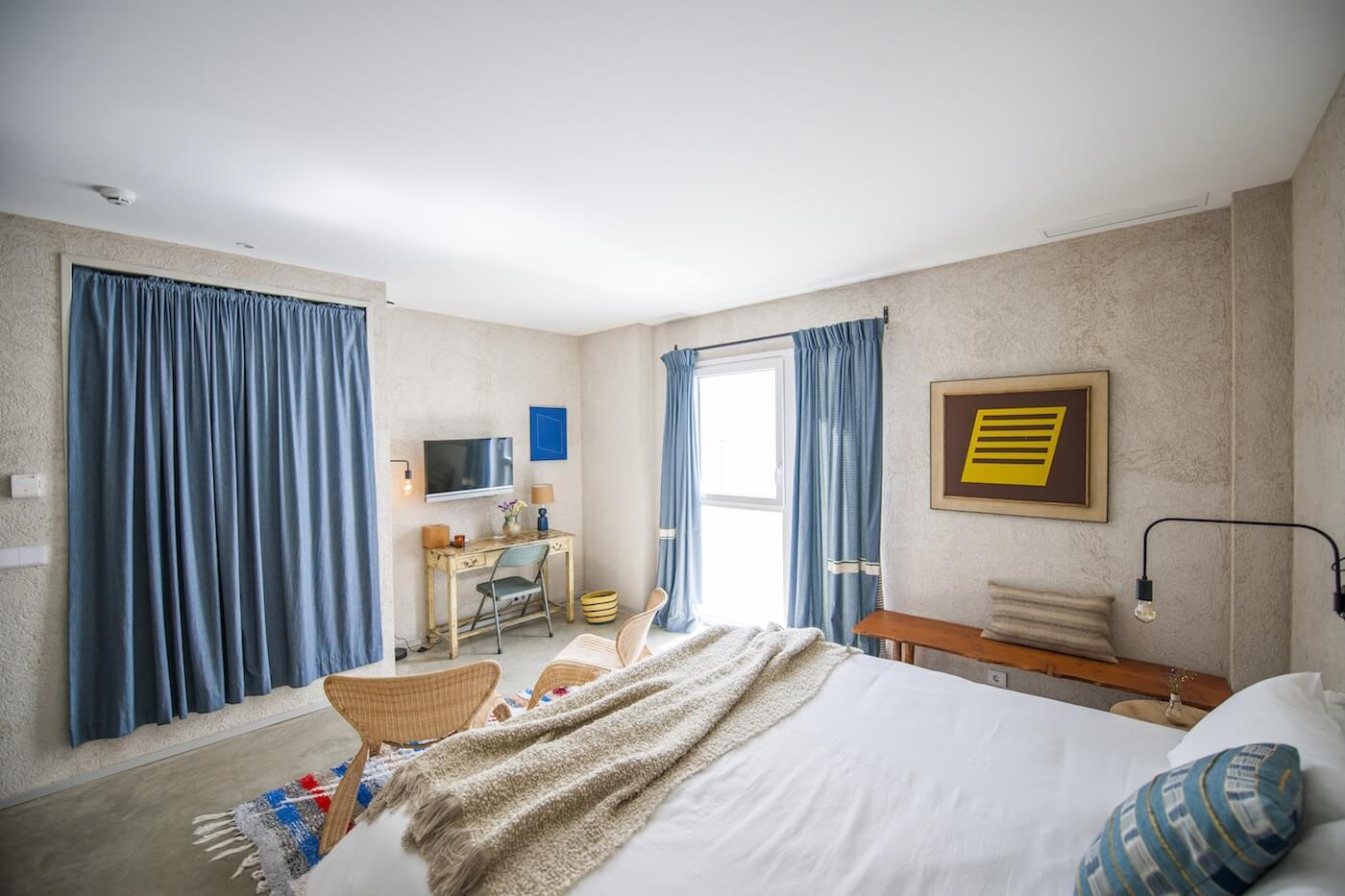 Habitación de hotel Kook en Tarifa