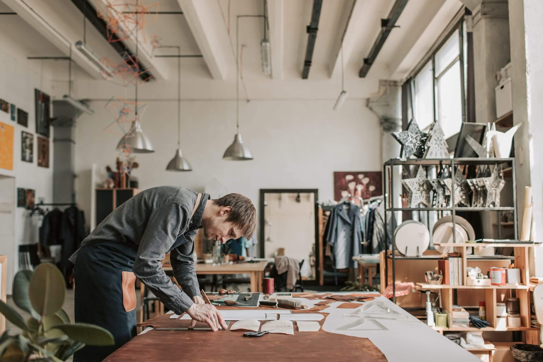Consumo local, artesanía y pequeño artesano, tendencia interior impulsada por el covid19.
