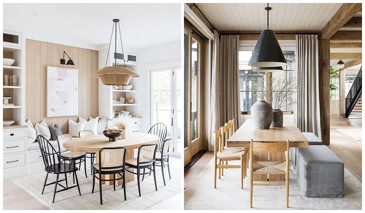 Cómo adaptar tu casa a invitados, incluye una mesa extensible que te dé esa funcionalidad. Consejos interiorismo, ejemplos de mesas de comedor #AnaUtrilla #Interiorismoonline