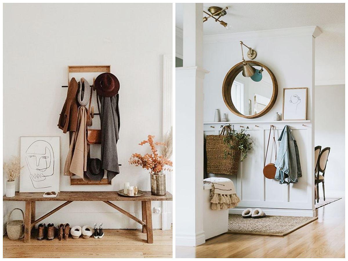 Crea un espacio de recibidor acogedor, para impactar a tus invitados. Ejemplos de cómo puedes decorar tu entrada con elementos básicos, adapta tu casa a tus invitados #AnaUtrilla #Interioristaonline #Tipsdeco