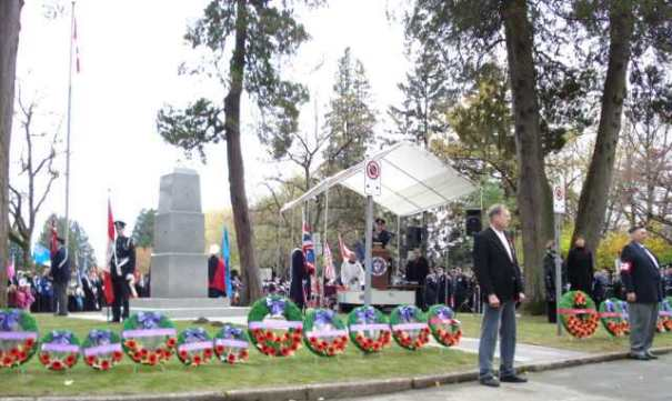 Remembrance Day 2010 Photo 002