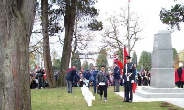Remembrance Day 2010 Photo 008