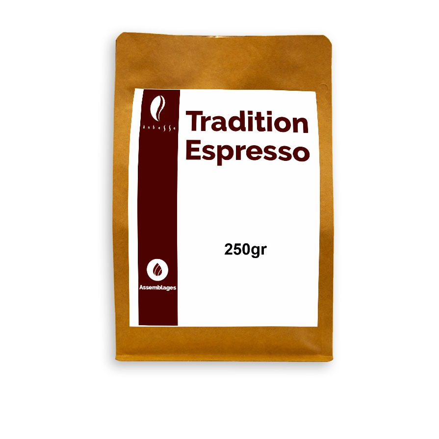 Anbassa Artisan Torrefacteur Assemblage Tradition Espresso 1