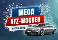 KFZ Versicherungsvergleich bis 850 Euro sparen!