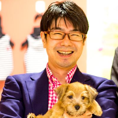 オープンセオリー株式会社 代表取締役 山本 健一|犬のベッド:アンベルソ