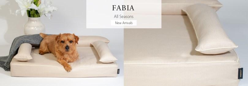 新商品:ファビア|犬のベッド:アンベルソ