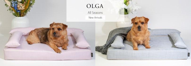 新商品:オルガ|犬のベッド:アンベルソ