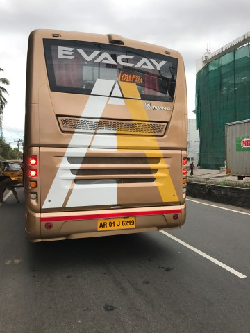 Evacay Bus Review Chennai To Coimbatore