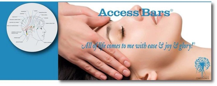 Imagine Access Bars Anca Pal