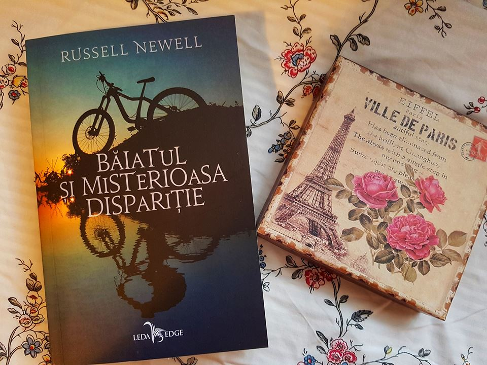 Băiatul și misterioasa dispariție - Russell Newell