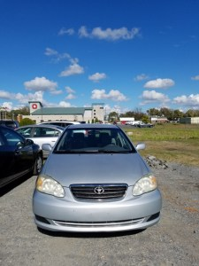 A&C Auto Center Used Car 2007 Toyota Corolla