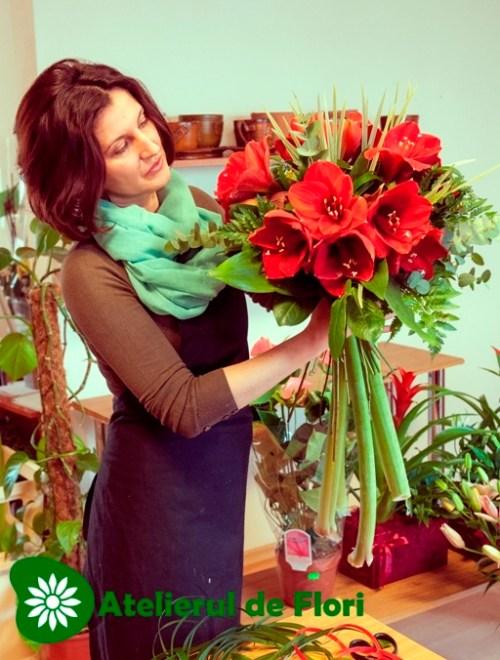 Anca atelierul de flori