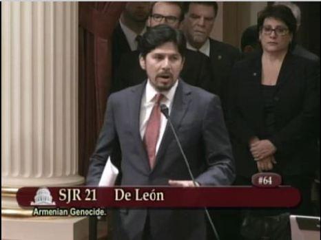 Senator Kevin Deleon