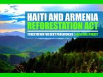 Armenia, Reforestation