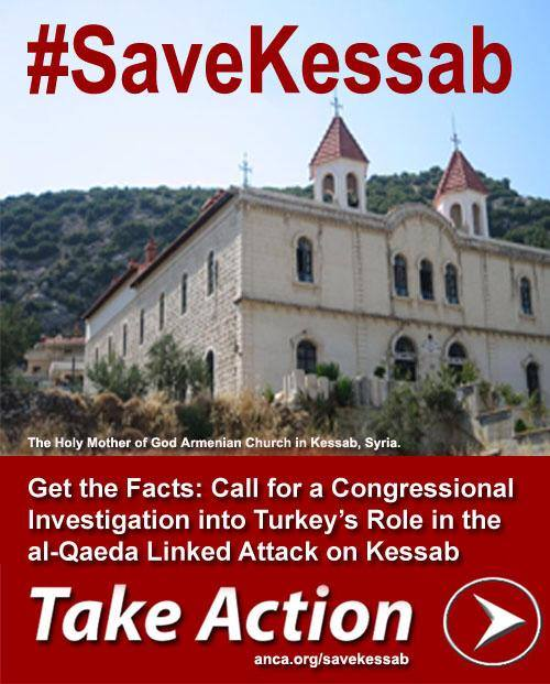 Save Kessab Action Alert