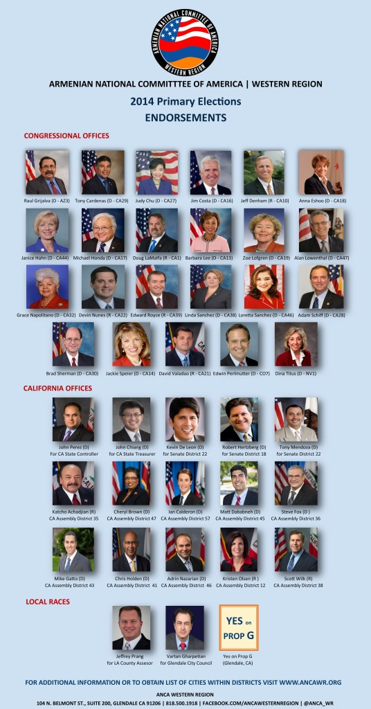 2014 endorsements primary