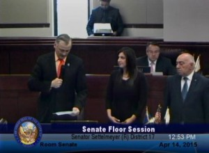 Senate Floor Presentation